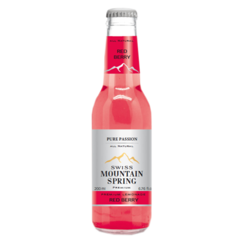 Swiss Mountain Spring - Red Berry